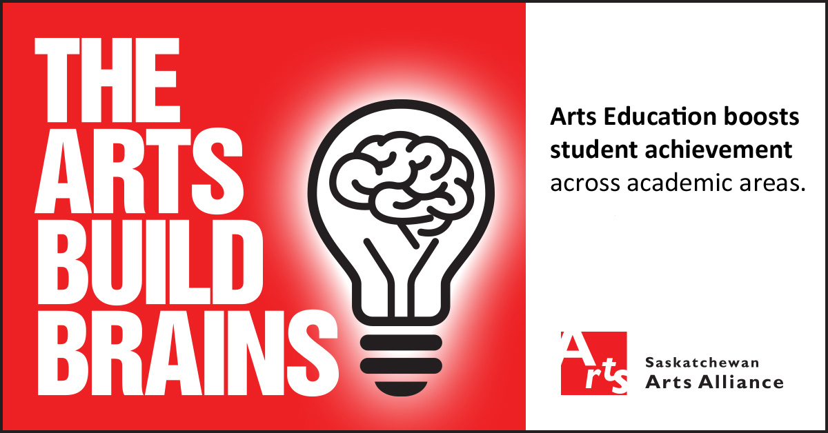 Arts Build Brains