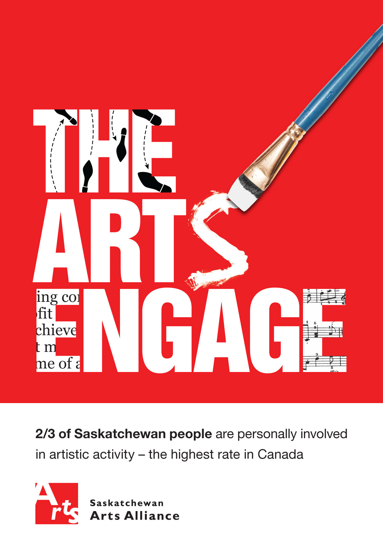 The Arts Engage