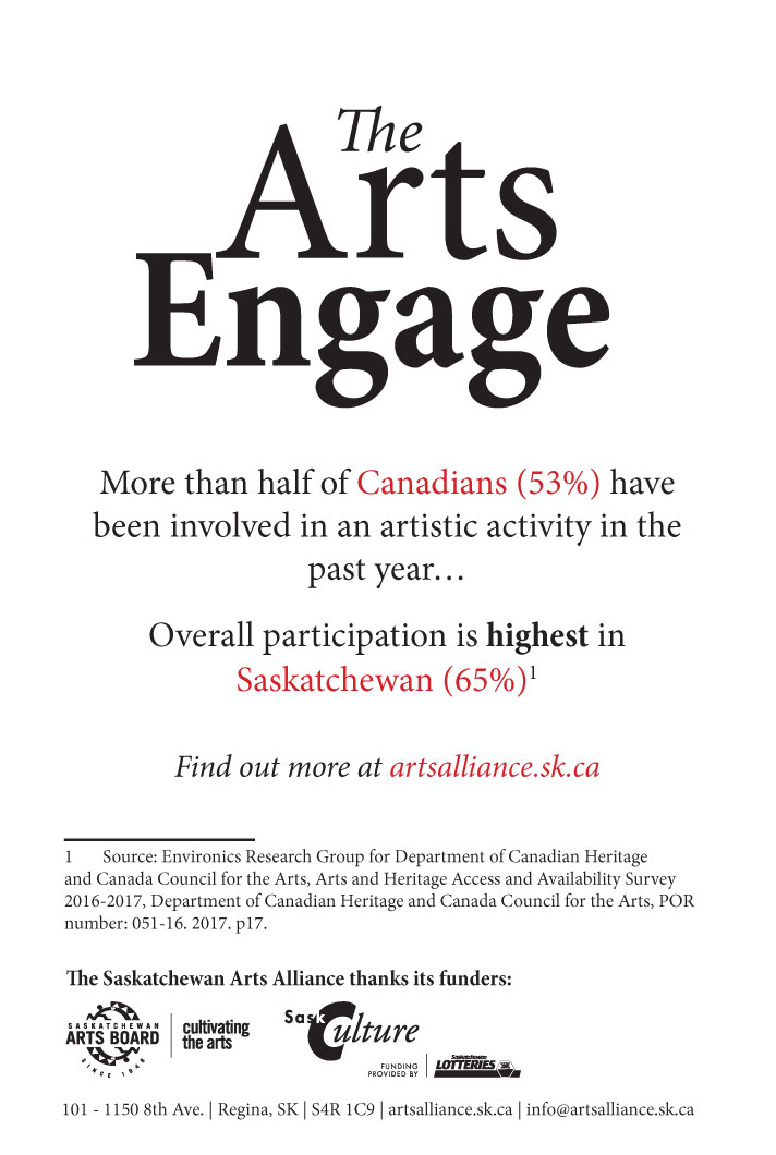 The Arts Engage Stat
